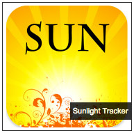 Sunlight Tracker iPhone app manages sunset and sunrise for photographers